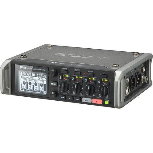F4 6-Input / 8-Track Multi-Track Field Recorder
