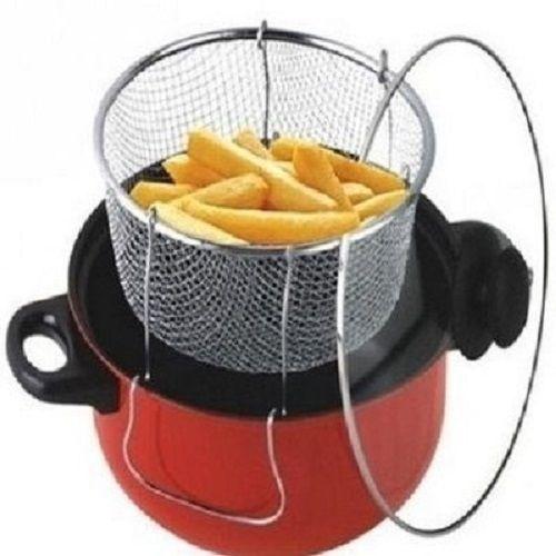 Non- Stick Manual Deep Fryer