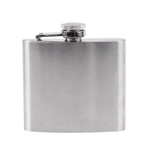 New Mini Portable 5oz Stainless Steel Alcohol Whiskey Wine Pot Flagon Flask