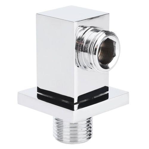 G1/2 Square Shape Concealed Installation Shower Hose Outlet Connector For Home Bathroom