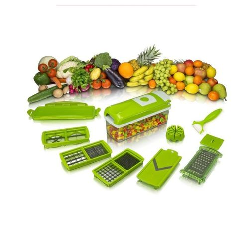 12 IN One Nicer Dicer Fruit And Vegetable Cutter