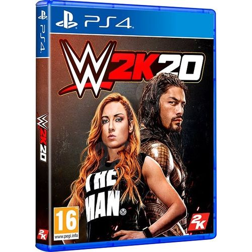 PS4 WWE 2K20 - Playstation 4