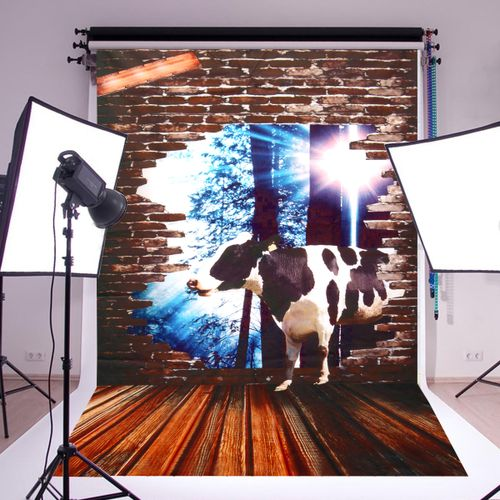 5x7FT 3x5FT Photography Background Cloth/Vinyl Props Studio Photo Wall