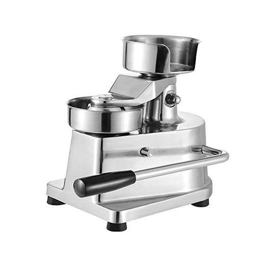 Patty Press Maker Manual Hamburger Burger Press Machine Stainless Steel Hand Meat Press