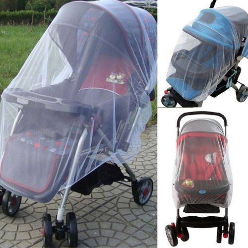 Baby Stroller Pushchair Mosquito Insect Net Mesh Baby Accessories