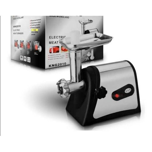 ELECTRIC MEAT GRINDER 2000 WATTS