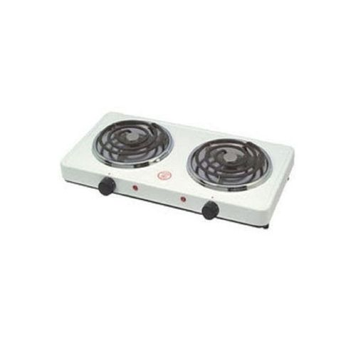 ELECTRIC COOKER-HOT PLATE-DOUBLE-RING
