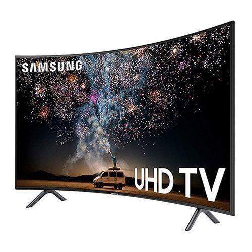 65 INCH UHD 2019 PREMIUM CLASS HDR+ CURVED RU7300 SMART TV