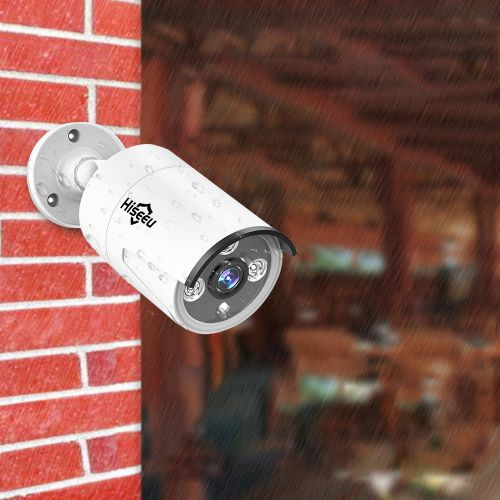 HB612 - P - 3.6 Network IP Outdoor Camera - White