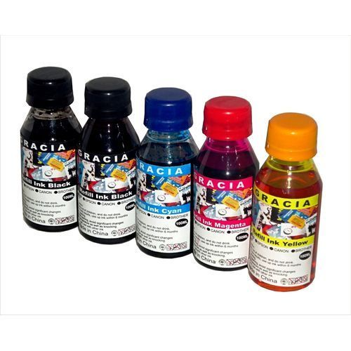 Refill Ink Set For Hp, Canon,Brother, Epson Refill Cartridge