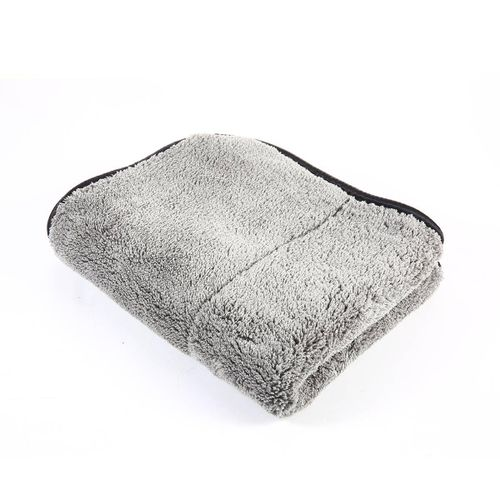 Strong Absorbent Coral Fleece Double Towel