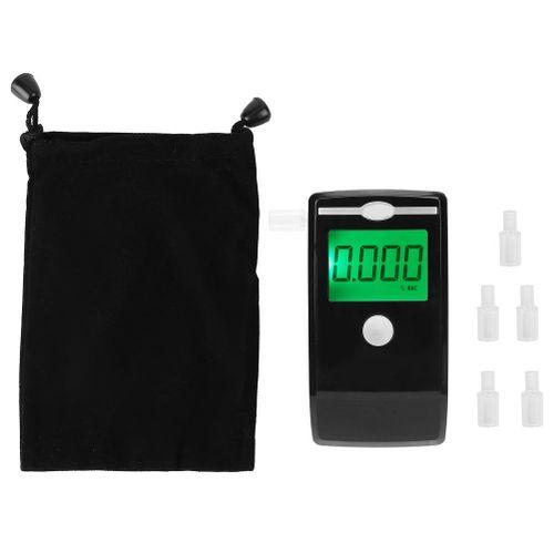 High Precision Portable Digital Alcohol Breath Tester Detector Analyzer Tool