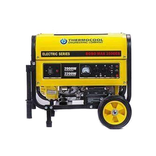 TEC Gen Ptr Sml Bobo 2500ES 2.5KVA/2KW - Yellow