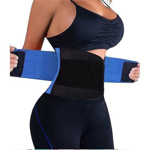 Waist Trimmer Belt/Adjustable Abdominal Waist Trainer/Hot Shapper