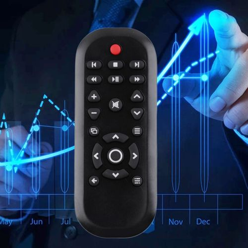 Professional Wireless Media Remote Control For XBOXONE DVD Palyer Controller-black