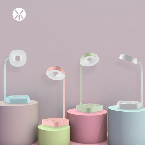 LED Desk Lamp, 4W Eye-Protection Soft Light