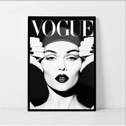 Wall Art - Vogue Fashion Photography Poster A