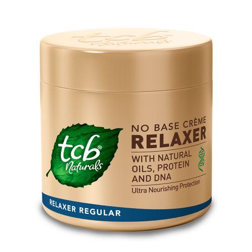 TCB No Base Creme Relaxer Regular - 212g (pack Of 2)