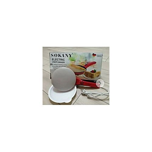 Sokany Electric Crepe Maker