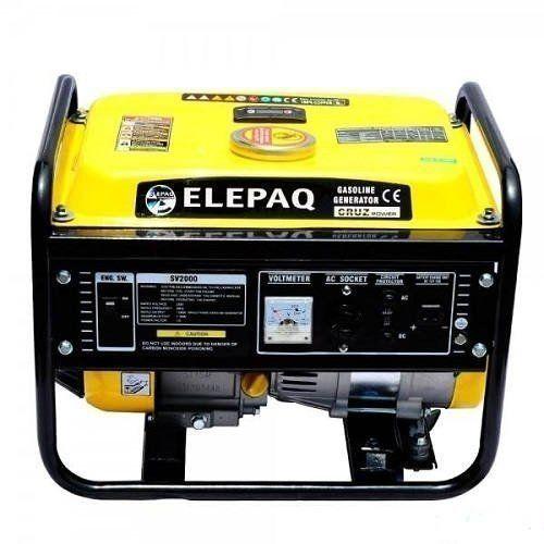 SV2200 1.8KVA Manual Start Generator - Yellow