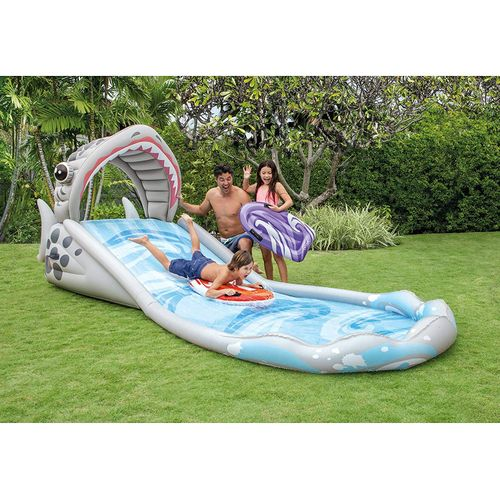 Home And School Surf 'N Slide Inflatable Play Center