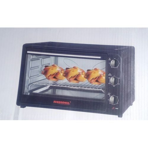 Electric Oven With Grill Function - 80L