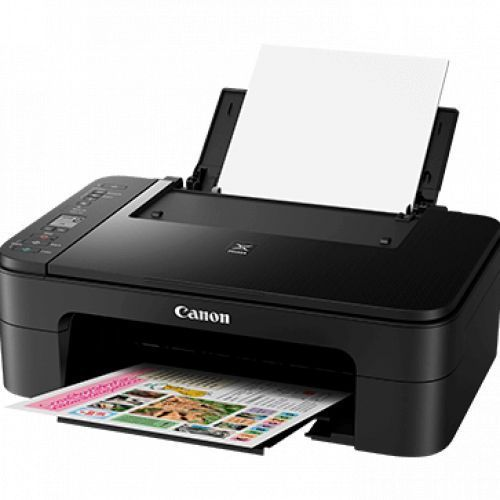Pixma TS3140 AIO Wireless Printer Print, Scan & Copy - Black