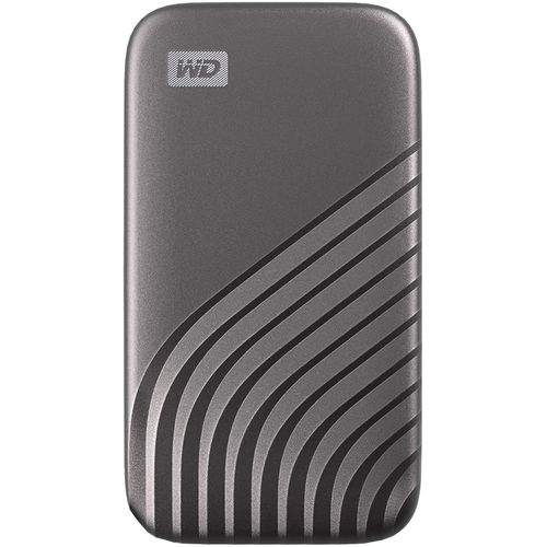 500GB My Passport SSD Ext. Portable Drive, Up To 1,050 MB/s