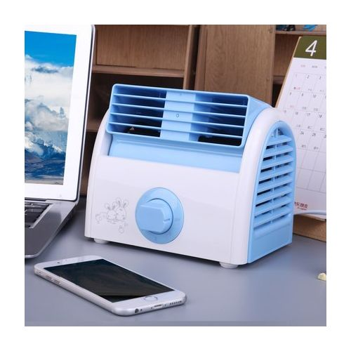 2019 Newest Leafless Fan Air Conditioner Cool Wind