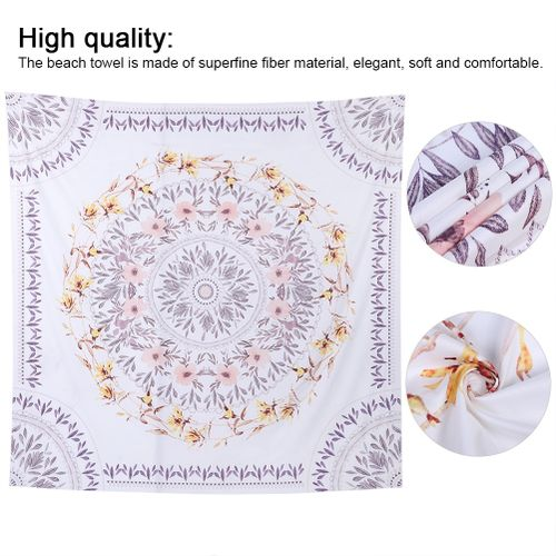 Art Sytle Hanging Mat Beach Towel Carpet Tapestry For Picnic Indoor Outdoor Tapestry Wall Hanging