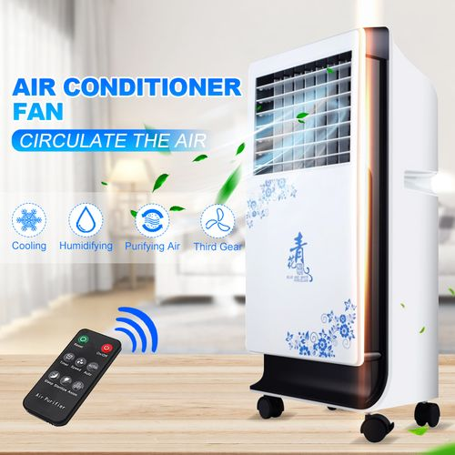 Air Conditioner Mini Portable Fan Board Cooling Electric Personal Summer Home Of