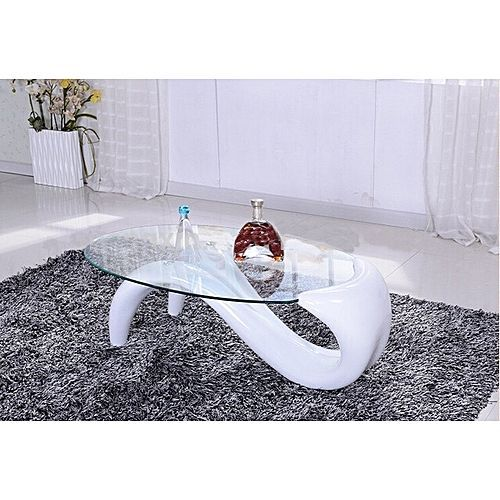 Glass Table With Formica Base