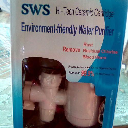 HI-TECH CERAMIC CARTRIDGE WATER PURIFIER