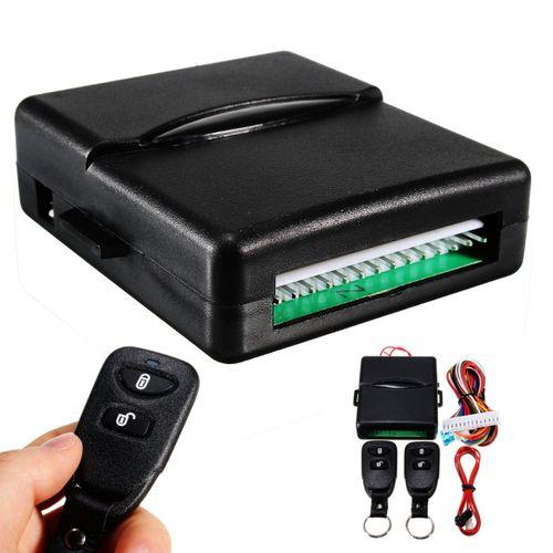 Universal Car Central Remote Control Kit Door Lock Locking Keyless Entry