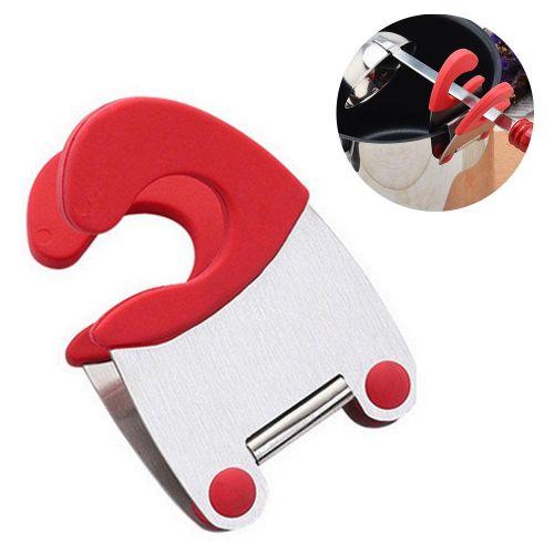 Grip Pot Clip Holder For Spoon Set Pot Side Holder