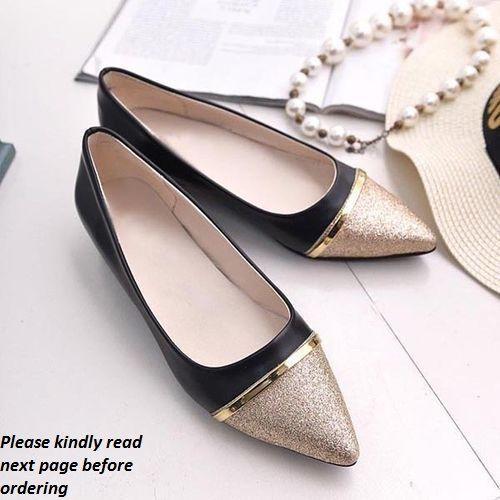 Women's Shoe---Classy Lush Femme Classy Shoe---Black