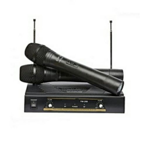 Wireless Microphone With 2 Mic - YM288