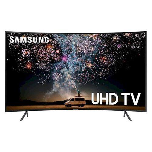 "55"" UHD 4K RU7300 Ultra Slim Curved 2019 Smart TVs"