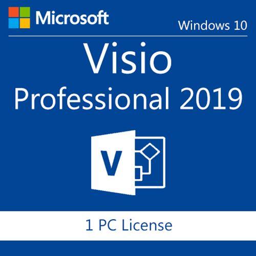 Visio Professional 2019 - Download Version