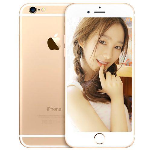 "IPhone 6 Plus 16GB 5.5"" Inch IOS Smartphone (Refurbished) - Gold"