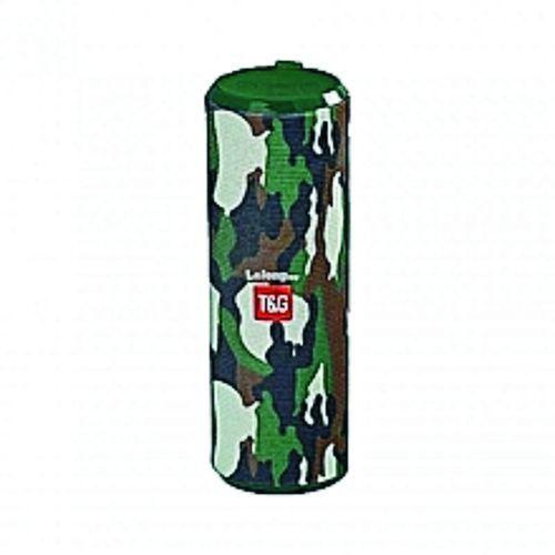 TG126 Portable Wireless Bluetooth Speaker - Camouflage