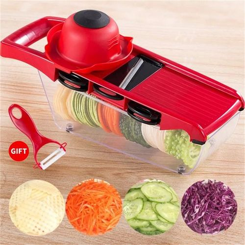 High Quality Potato Cucumber Carrot Fruits & Vegetable Slicers Onions Peeler