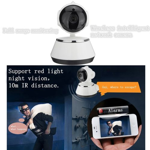 HD 1280 WiFi Smart Net Night Vision Camera CCTV IP Camera For Home Surveillance
