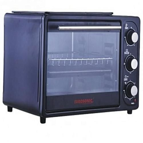20L Electric Oven With Top Grill