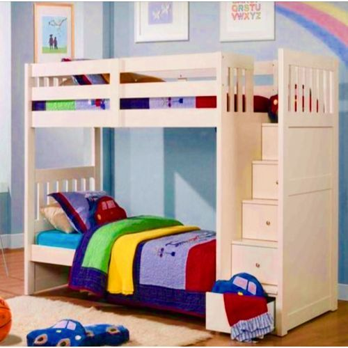 Cristy Bunk Bed (3.5 Ft By 6 Ft)Lagos And Ogun Only
