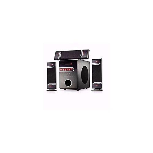 Djack Thunder Sound Multimedia Bluetooth Home Theatre - D3L