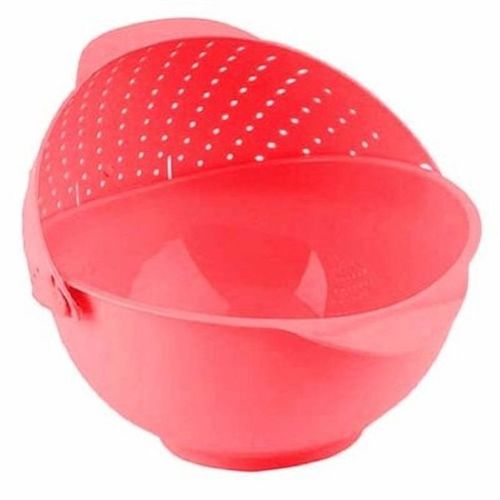 2 In1 Vegetable Rice Bowl & Sieve