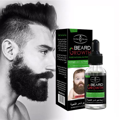 Beard Growth Oil - Rapid Result