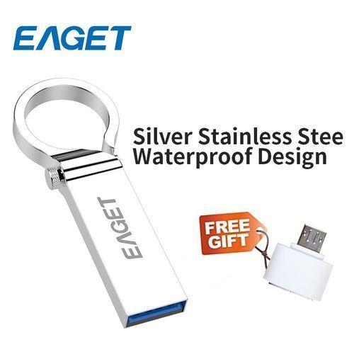 Eaget U96 64GB USB 3.0 Metal OTG Flash Drive