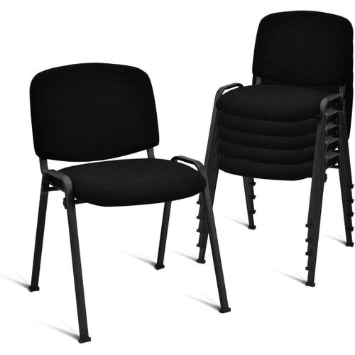 Set Of 5 Visitor's Office Chair (STACKABLE)